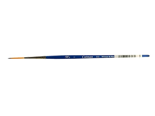 Winsor and Newton Cotman Series 333 Rigger - Short Handle Size 1 (Each) from Winsor & Newton