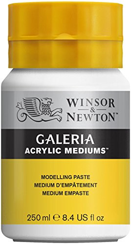 Winsor & Newton Galeria Flexible Modelling Paste - 250ml from Winsor & Newton