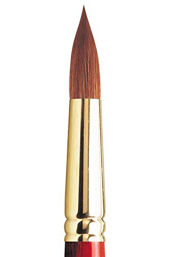 Winsor and Newton Sceptre Gold Watercolour Round Brush size 20 from Winsor & Newton