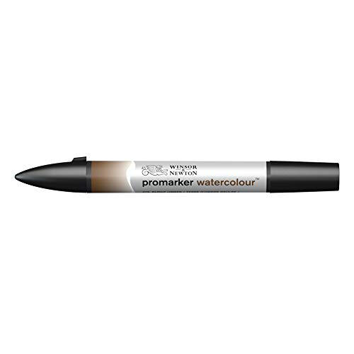 Winsor & Newton Water Colour Marker - Burnt Umber from Winsor & Newton