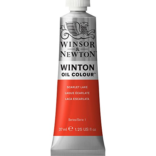 Winsor & Newton Winton, Scharlachlack, 37ml Tube from Winsor & Newton