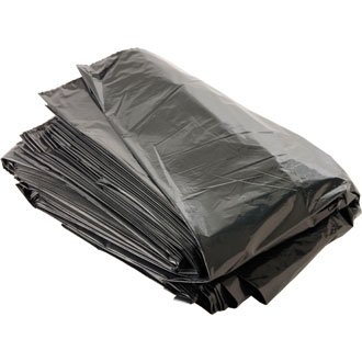 Winware Quality Refuse Sacks (Pack of 100 refuse sacks with 150 gauge and 100 litre capacity . Also available in 100 gauge with 80 litre capacity.) from Winware