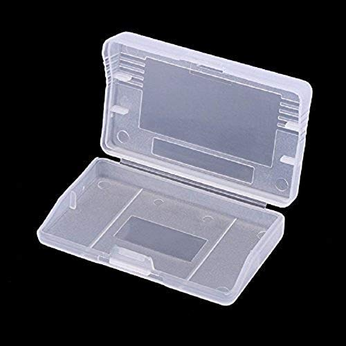 WiCareYo Clear Protection Game Case Dust Cover for Gameboy Advance GBA Pack 10PCS from Witop