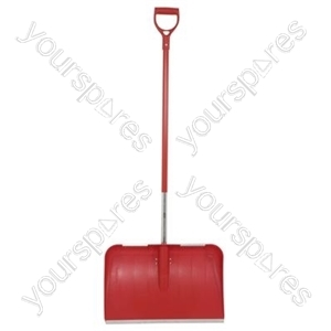 Wolf Garten Multi-change Plastic 55cm Snow Shovel from Wolf Garten