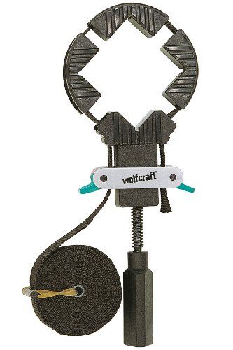Wolfcraft 3416000 Belt Clamp 4m from Wolfcraft