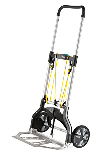 Wolfcraft 5501000 TS 850, Folding Trolley , Hand Truck, Sack Truck, Max Capacity 100 KG from Wolfcraft
