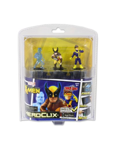 Wolverine and the X-Men TabApp Pack from WizKids