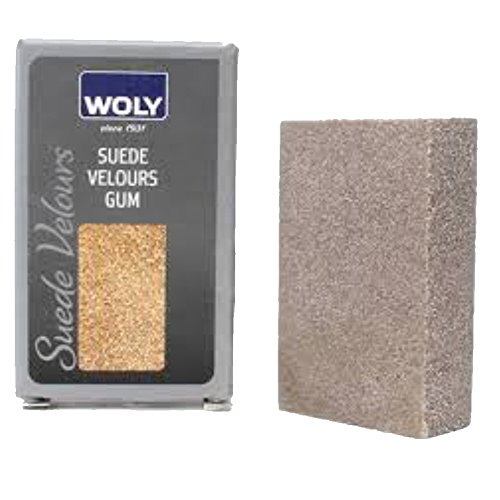 Suede Nubuck Sheep skin Leather Brushes Cleaners & Sponges from Woly