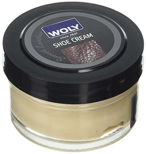 Woly Unisex-Adult Shoe Cream Treatments and Polishes 1470294 Biscuit 50.00 ml from Woly