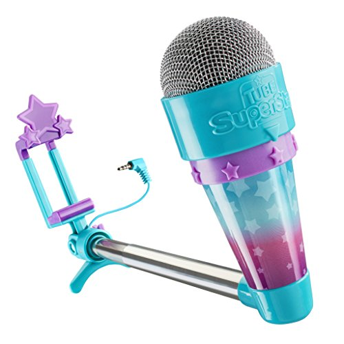 Tube Superstar -  Vlog Star Vlogging Kit with App and Toy Microphone from Worlds Apart