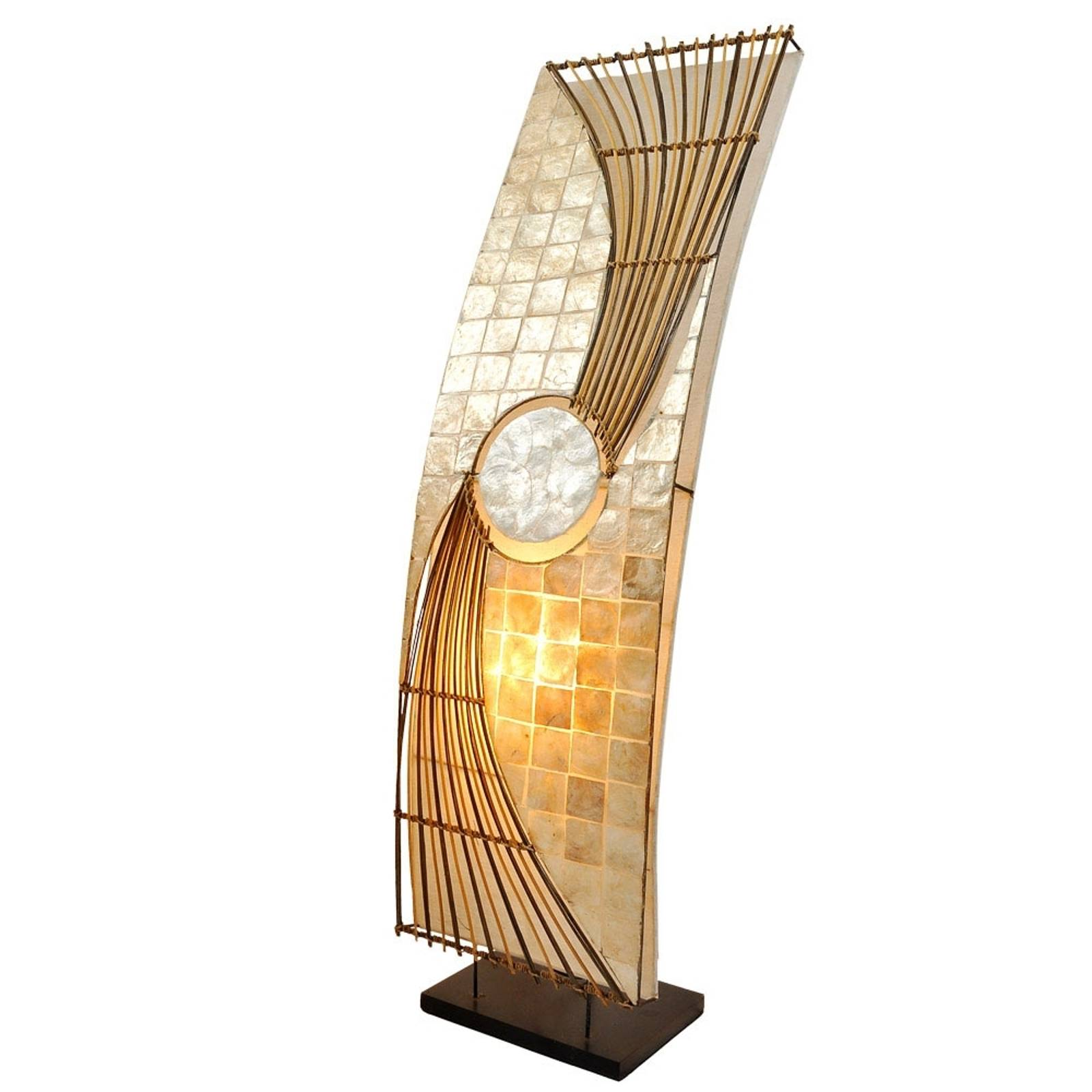 Stylish QUENTO floor lamp, 90 cm from Woru