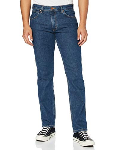 Wrangler Men's Greensboro Jeans, Blue (Darkstone 090), W30/L34 from Wrangler