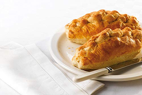 Wrights Frozen Beef and Vegetable Pasties - 24x210g from Wrights Pies