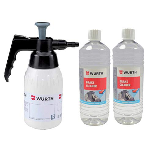 Wurth Pump Bottle & Brake Cleaner Pack from Wurth