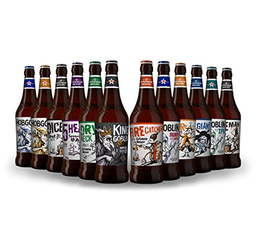 Wychwood Mixed Case 12 X 500ml from Wychwood