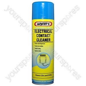Electric Contact Cleaner - 500ml from Wynns