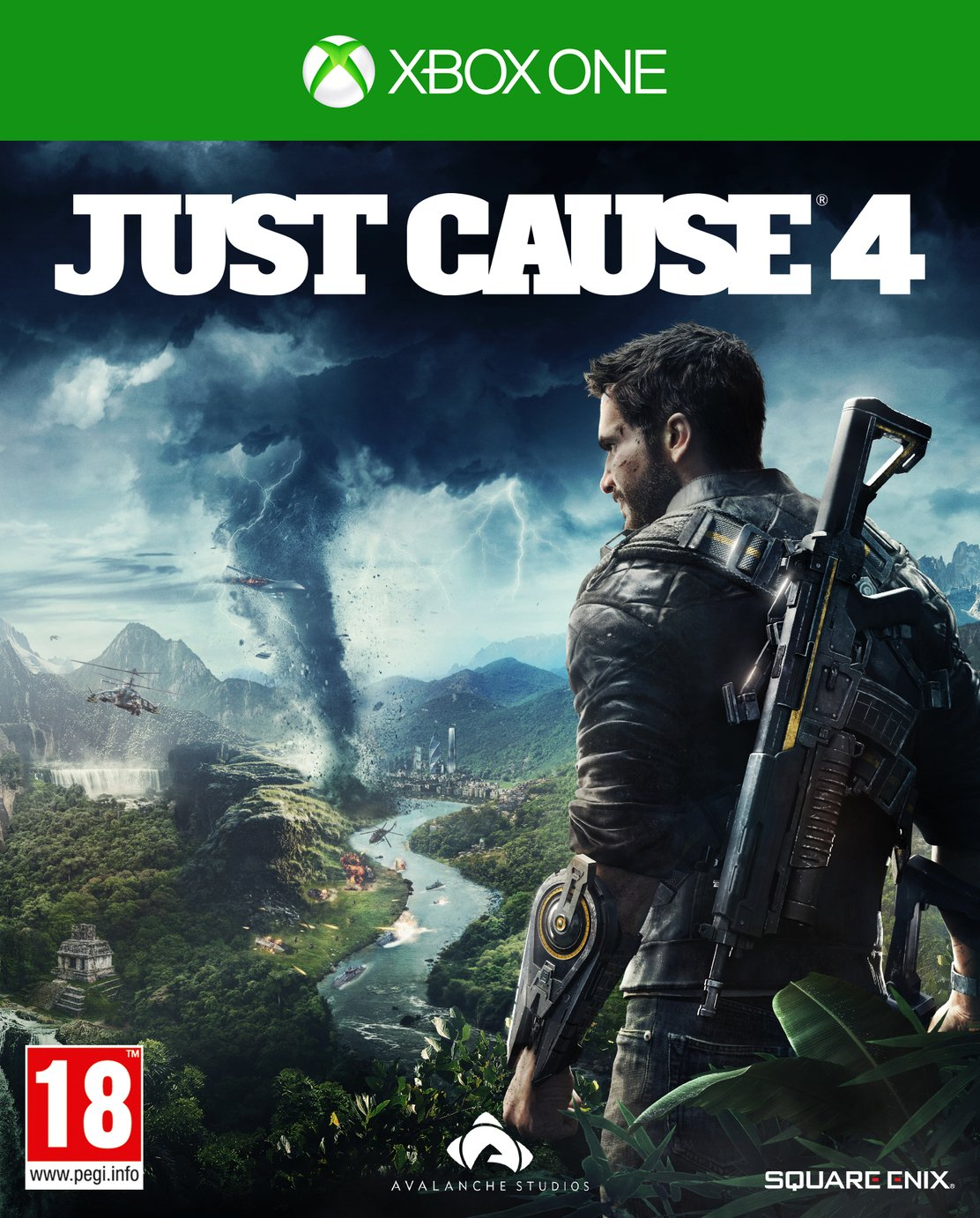 Just Cause 4 Xbox One Game from Xbox