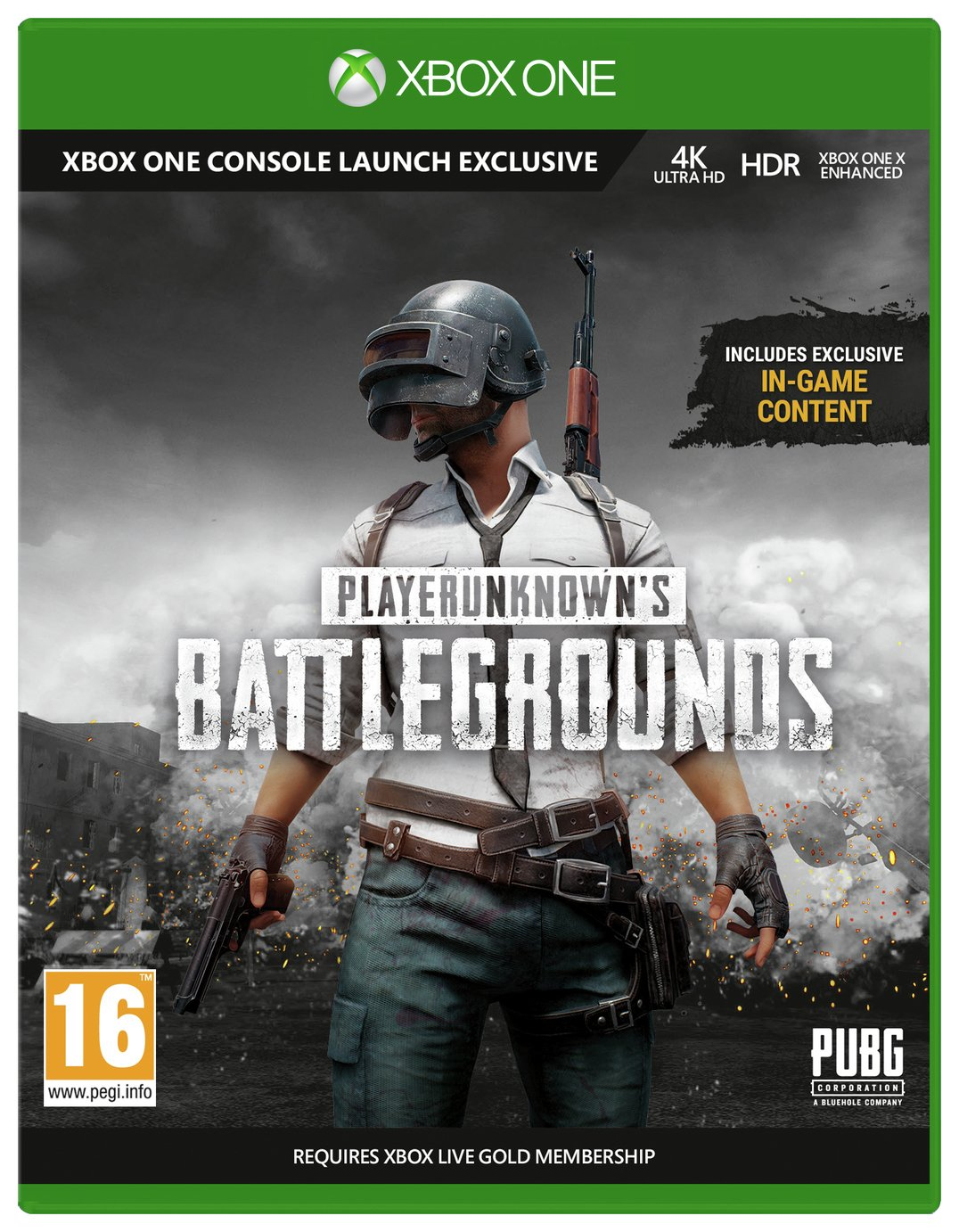 PlayerUnknown's Battlegrounds Full Xbox One Game from Xbox