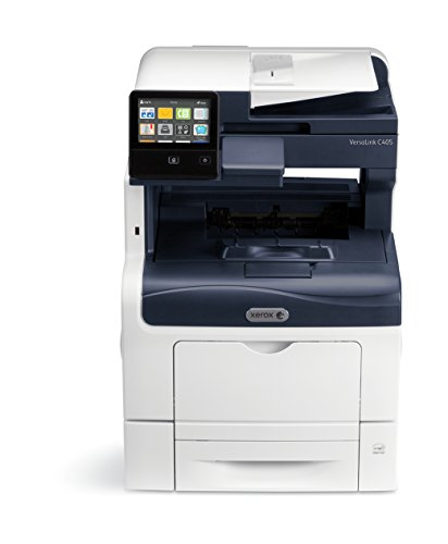 Xerox VersaLink C405dn A4 Colour Multifunction Laser Printer with Duplex 2-Sided Printing from Xerox