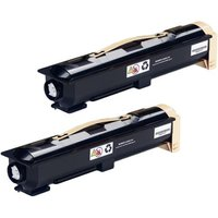 Compatible Multipack Xerox Phaser 5500DN Printer Toner Cartridges (2 Pack) -RT-2P-113R00668_10749 from Printerinks