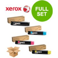 Original Multipack Xerox Phaser 6700 Printer Toner Cartridges (4 Pack) -CB-106R01503/6BK/Y_13035 from Xerox