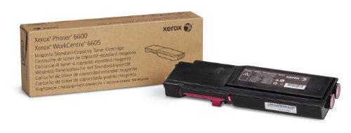 Xerox Phaser Toner Cartridge - Magenta from Xerox