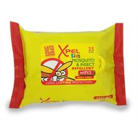 Xpel Kids mosquito and insect wipes 25 from Xpel