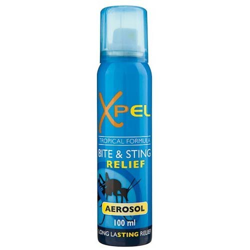 Xpel Bug Cooling Aerosol Spray 100ml from Xpel