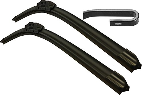 MINI ONE 2001-2006 XtremeAuto® Standard Front Aero Flat WINDSCREEN WIPER blades from XtremeAuto