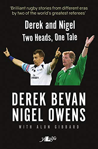 Derek and Nigel - Two Heads, One Tale from Y Lolfa