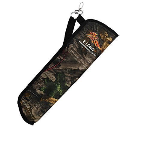 YLA Archery Arrow Quiver Arrows Holder Bag for Targets Shooting Hunting Outdoor Camouflage from YLA