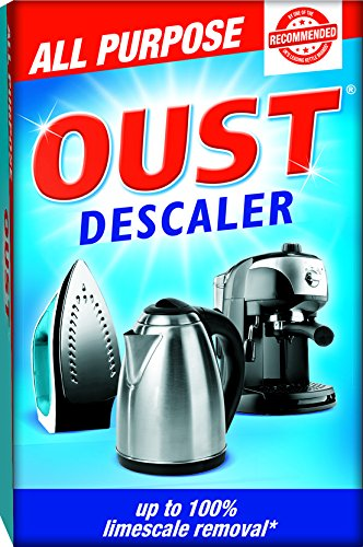 Oust - All Purpose Descaler 3x25ml [Misc.] with High Quality Guarantee from YOURSPARES