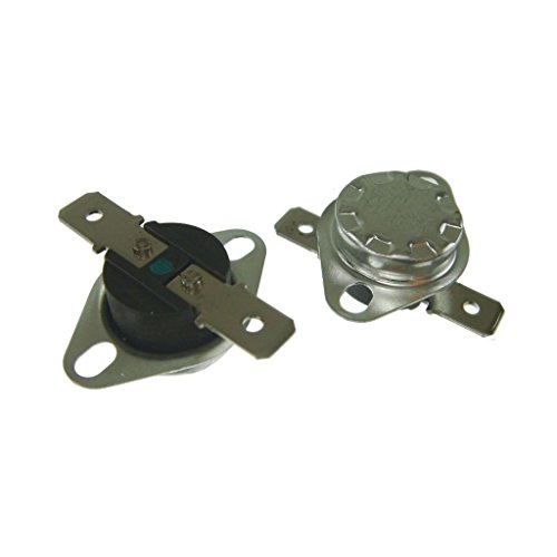 Yourspares Fits Creda T632CW, TCR13, TCR14 and TDC30PE Tumble Dryer Thermostat Kit (Green Spot) from YOURSPARES