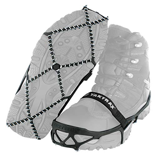 Yaktrax Pro Traction Device Extra Large from YakTrax