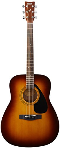 Yamaha F310 - Full Size Steel String Acoustic Guitar - Traditional Western Body - Tobacco Brown Sunburst from Yamaha