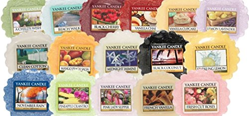 Yankee Candle 5x Mixed Fragrance Wax Tarts from Yankee Candle