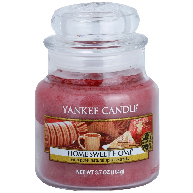 Yankee Candle Home Sweet Home scented candle Classic Large 104 g from Yankee Candle