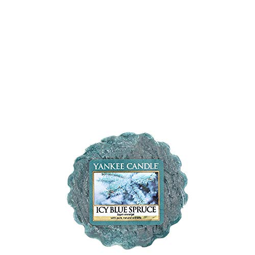 Yankee Candle ICY Blue Spruce Wax Tart from Yankee Candle