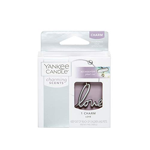 Yankee Candle Love Charming Scents Charm from Yankee Candle