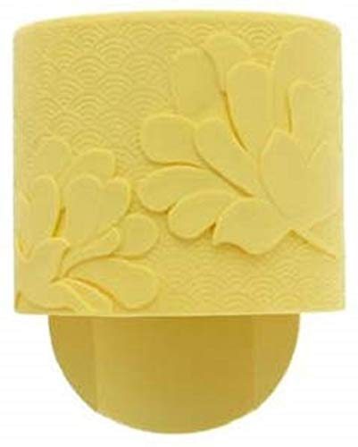 "Yankee Candle ""Sun/Sand"" Scent Plug Base Unit, Yellow from Yankee Candle"