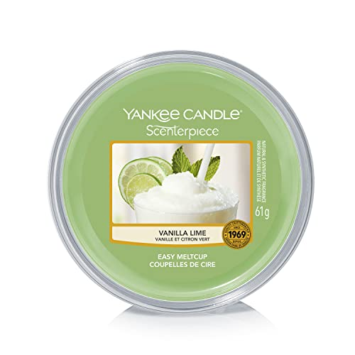 "Yankee Candle ""Vanilla Lime"" Scenterpiece Melt Cups, Green from Yankee Candle"