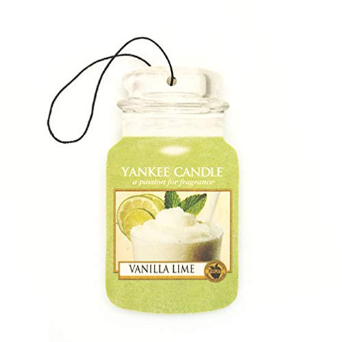 Yankee Candle 1172085E Vanilla Lime Car Jar from Yankee Candle