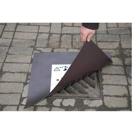 Magnetic Drain cover from Yellow Shield