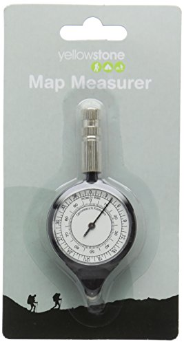 Yellowstone Map Measurer - Multi-Colour from Yellowstone