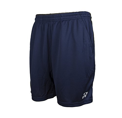 Yonex YS2000 Plain Court Shorts Half Pants 2015 YCSports (Navy, Large) from Yonex