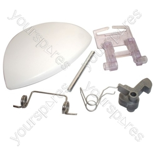 Door Handle Kit White Servis from Yourspares