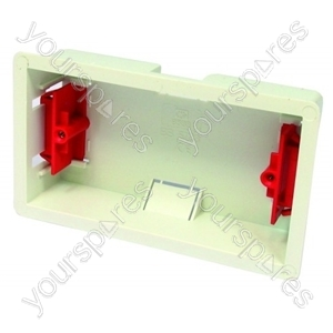 Dry Lining Box 2 Gang from Yourspares