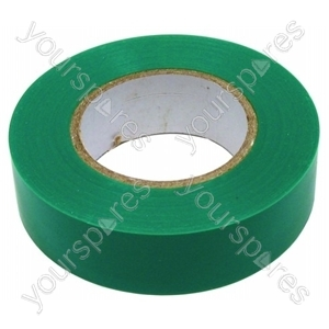 Insulation Tape 19mm X 20m Green from Yourspares