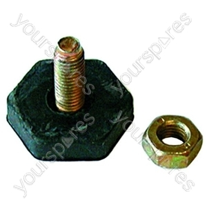 Levelling Foot 10Mm Thread from Yourspares