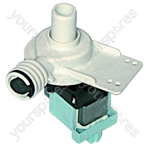 Pump Drain Hotpoint D/W from Yourspares